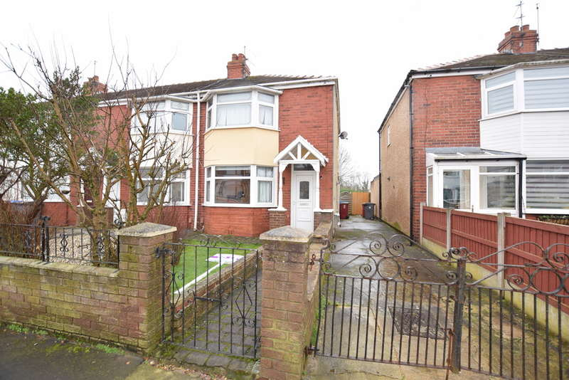 3 Bedrooms End Of Terrace House for sale in Levine Avenue, Blackpool