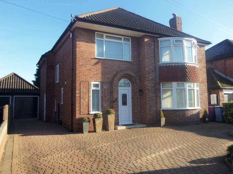 4 Bedrooms Detached House for sale in Mather Avenue, Mossley Hill, Liverpool L18