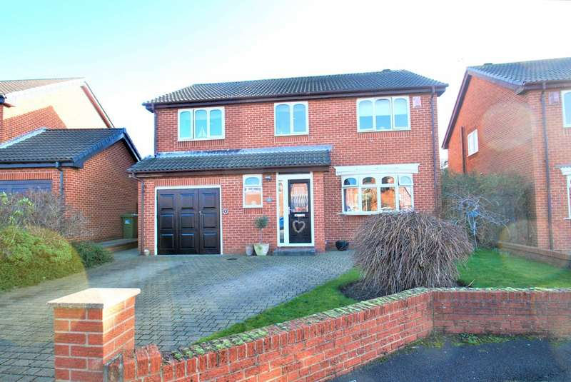 5 Bedrooms Detached House for sale in Chirton Avenue, South Shields