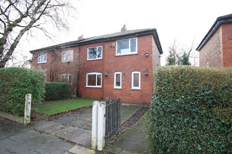 2 Bedrooms Semi Detached House for sale in Darley Avenue, Manchester Chorlton, Greater Manchester, M21
