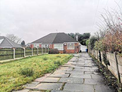 2 Bedrooms Bungalow for sale in Ogden Road, Failsworth, Greater Manchester