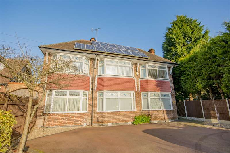 5 Bedrooms House for sale in Derby Road, Beeston, Nottingham