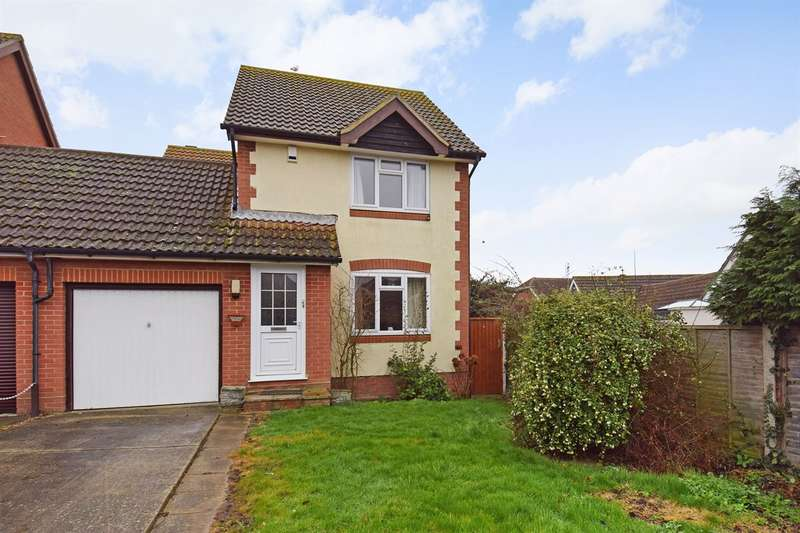3 Bedrooms Detached House for sale in Sceptre Way, Whitstable