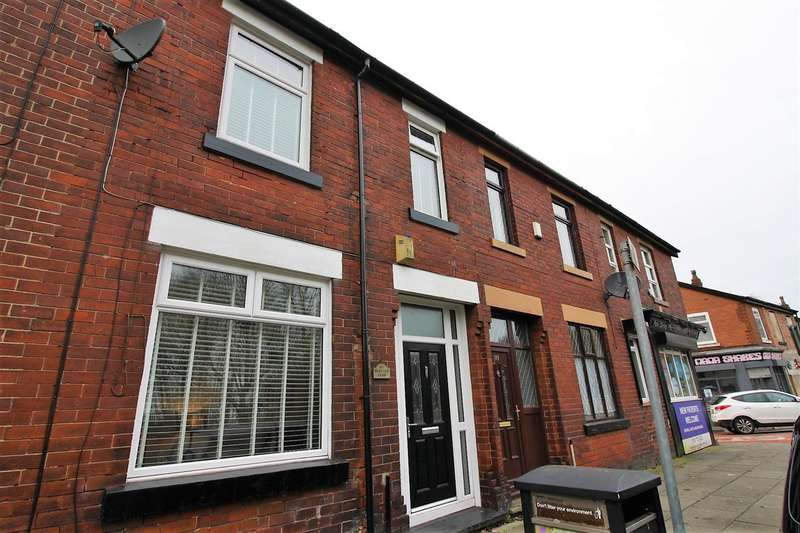 2 Bedrooms Terraced House for sale in Bury Old Road, Prestwich