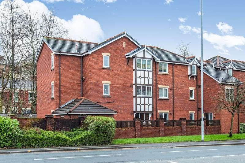 1 Bedroom Apartment Flat for sale in Kerr Place, Preston, Lancashire, PR1