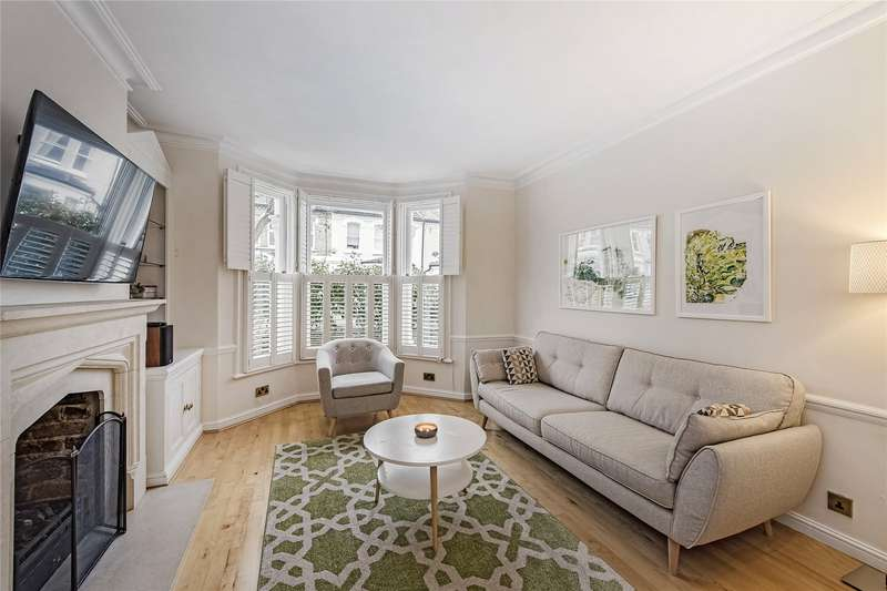 4 Bedrooms Terraced House for sale in Brookville Road, The Villes, Fulham, London, SW6