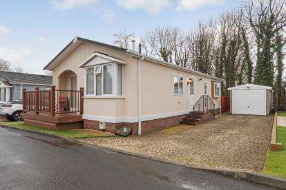 2 Bedrooms Mobile Home for sale in Cunninghamhead Estate, Cunninghamhead