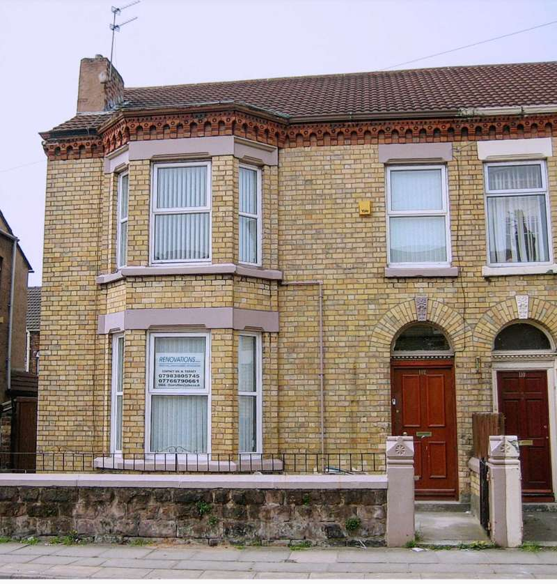 6 Bedrooms Semi Detached House for sale in Salisbury Road, Wavertree