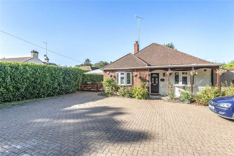 2 Bedrooms Detached Bungalow for sale in Fir Tree Hill, Chandlers Cross, Rickmansworth, Hertfordshire, WD3