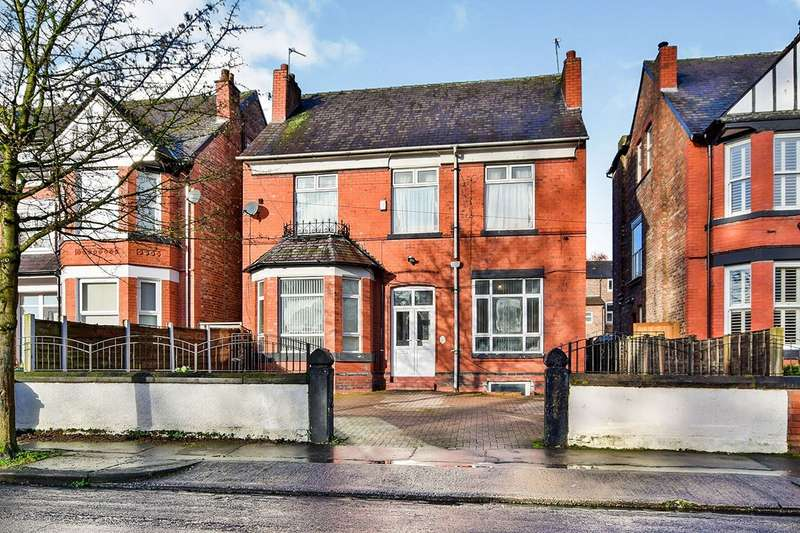 7 Bedrooms Detached House for sale in Clyde Road, Didsbury/ West Didsbury, Greater Manchester, M20