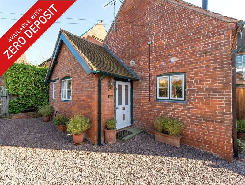 2 Bedrooms Maisonette Flat for rent in Church House, Shelsley Beauchamp, Worcester, Worcestershire, WR6