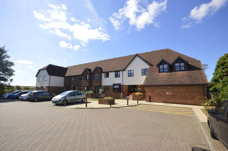 1 Bedroom Apartment Flat for sale in Willow Grange, Tilley Close, Hoo, Rochester, ME3