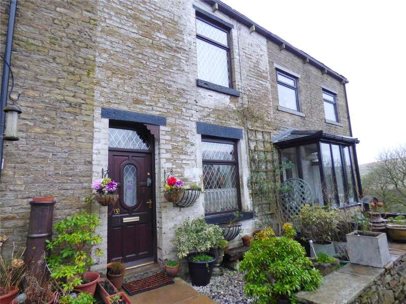 1 Bedroom Terraced House for sale in Mitchell Field Nook, Bacup, Lancashire, OL13