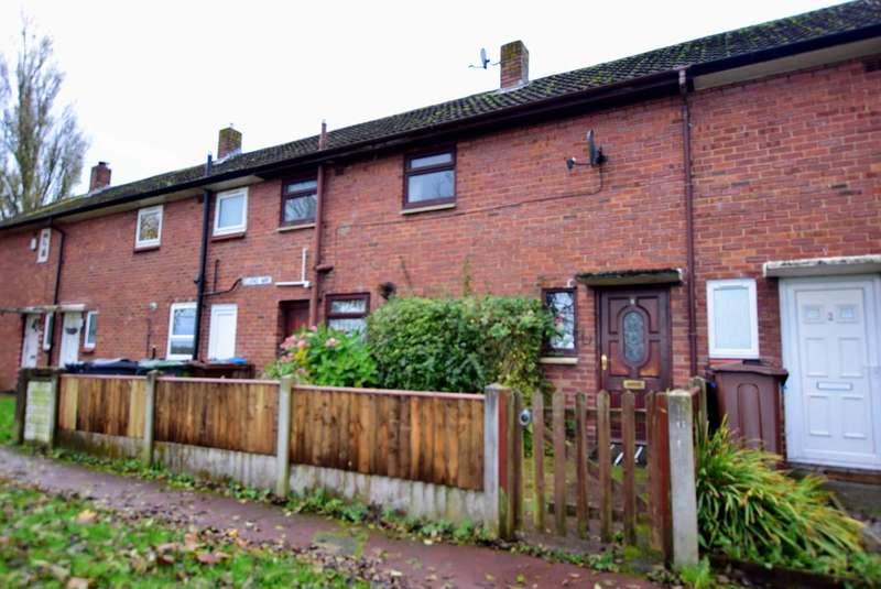 2 Bedrooms Terraced House for sale in Eland Way, Freckleton, PR4 1JU
