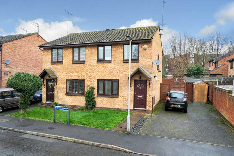 2 Bedrooms Semi Detached House for sale in OFF ROAD PARKING, Excellently Presented, SEMI-DETATCHED