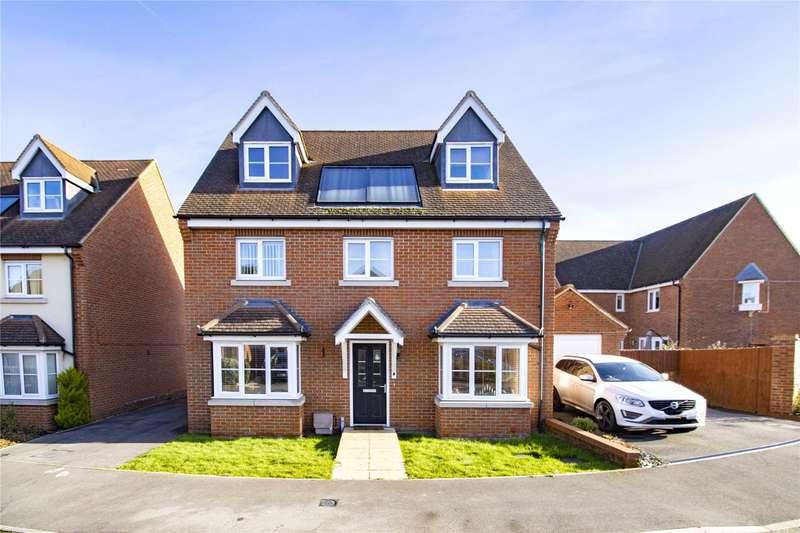 5 Bedrooms Detached House for sale in Jardine Place, Bracknell, Berkshire, RG12