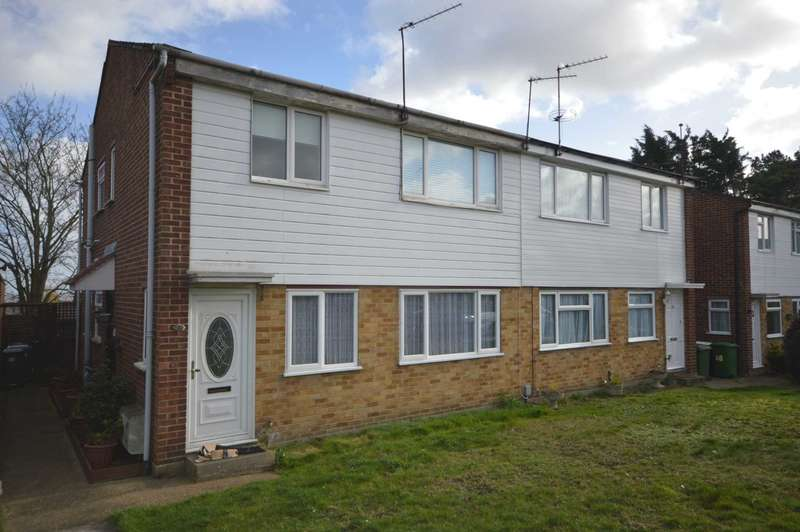 2 Bedrooms Maisonette Flat for sale in Milford Close, Abbey Wood