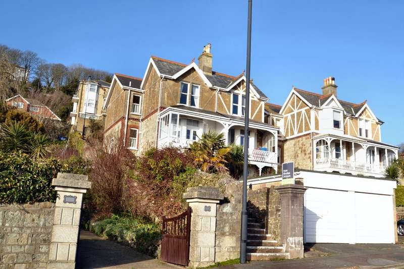 4 Bedrooms Semi Detached House for sale in Zig Zag Road, Ventnor