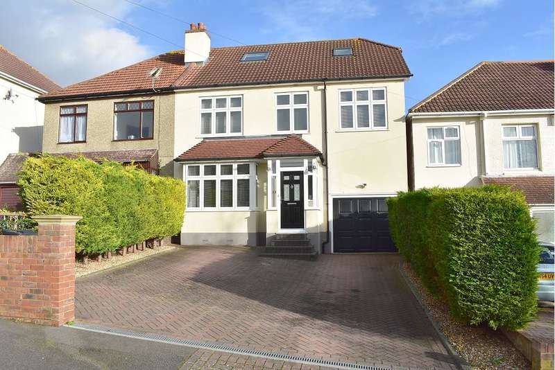 4 Bedrooms House for sale in Merthyr Avenue, Drayton, Portsmouth, PO6 2AS