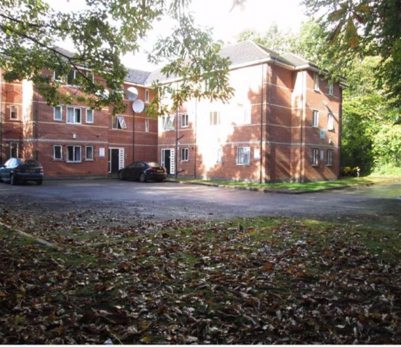 2 Bedrooms Flat for sale in 11 Wynnstay Grove, Fallowfield, Manchester, M14