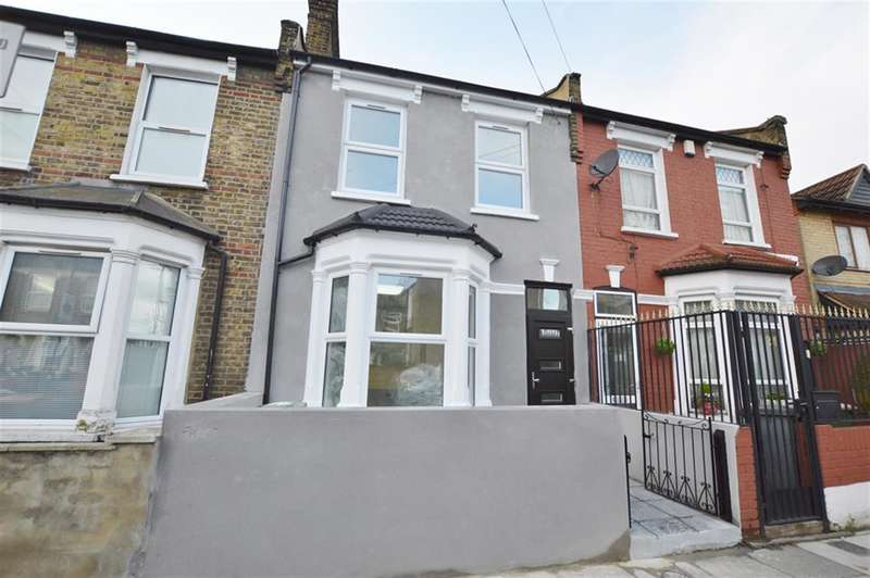 5 Bedrooms Terraced House for sale in Selsdon Road, Plaistow, London, E13 9BX