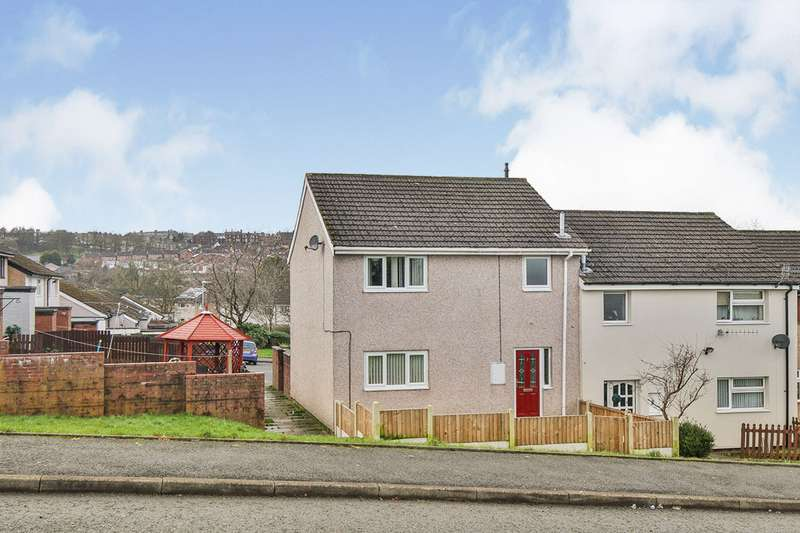 4 Bedrooms Semi Detached House for sale in Beachley Square, Burnley, Lancashire, BB12