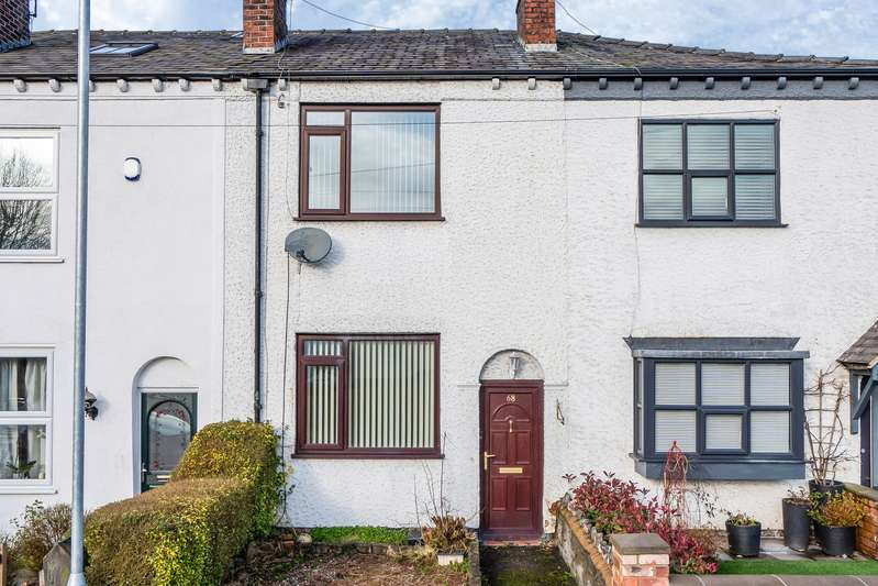 2 Bedrooms Property for sale in Roe Green, Worsley, M28