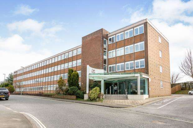 1 Bedroom Flat for sale in Wella Road, Basingstoke, Hampshire