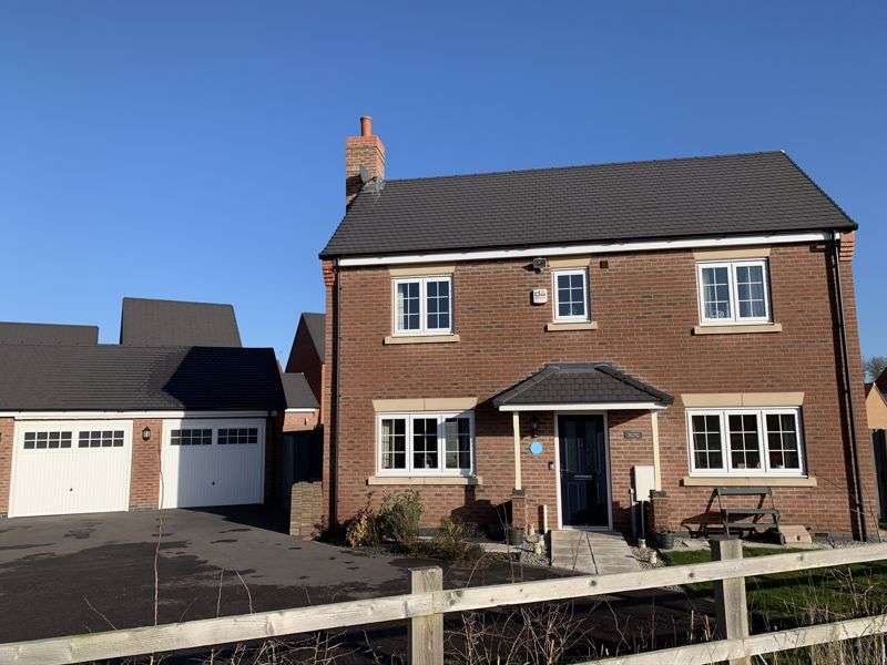 4 Bedrooms Property for sale in Peers Way, Leicester