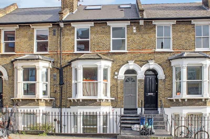 1 Bedroom Flat for sale in Kenworthy Road, London, E9