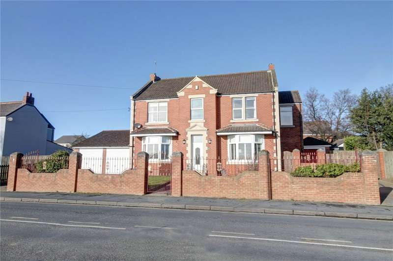 6 Bedrooms Detached House for sale in Green Lane, Thinford, Spennymoor, DL16