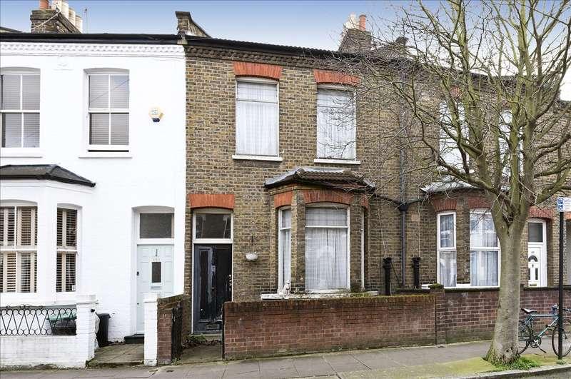 3 Bedrooms Terraced House for sale in Becklow Road, Shepherd's Bush W12
