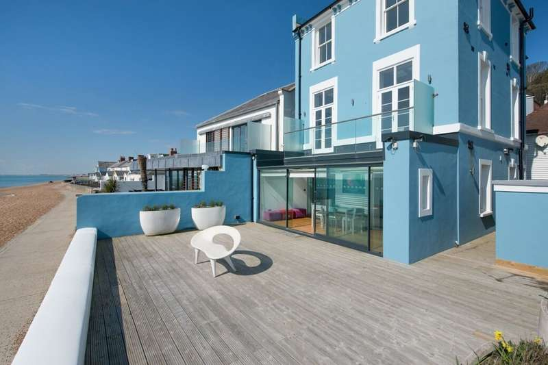 4 Bedrooms Detached House for sale in Sandgate High Street, Sandgate, Folkestone, CT20