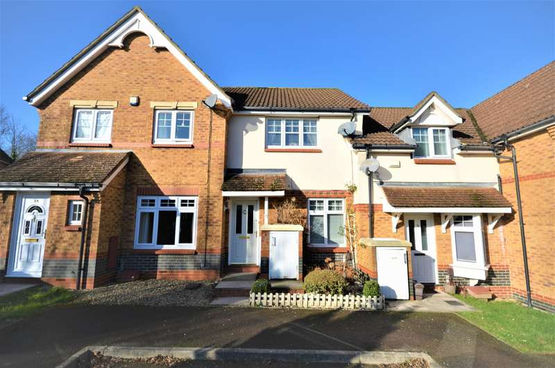 2 Bedrooms House for sale in Quob Farm Close, West End, Southampton, SO30