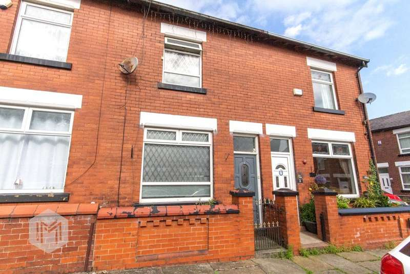 2 Bedrooms Terraced House for sale in Packer Street, Bolton, Greater Manchester, BL1