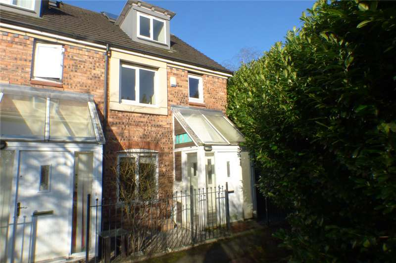 4 Bedrooms Terraced House for sale in Barmouth Walk, Hollinwood, Oldham, Greater Manchester, OL8