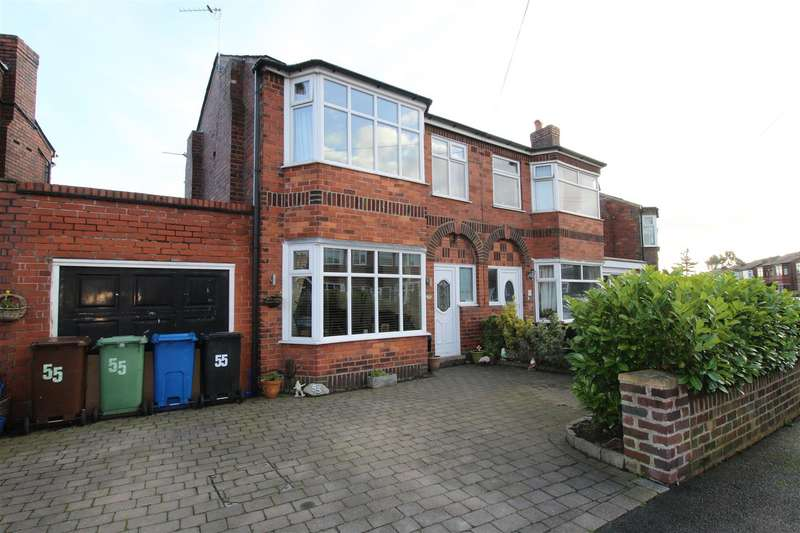 3 Bedrooms Semi Detached House for sale in Lessingham Avenue, Swinley, Wigan