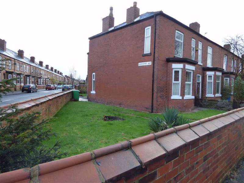 3 Bedrooms End Of Terrace House for sale in Yew Tree Road, Withington, Manchester, M20