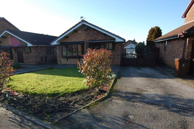 3 Bedrooms Detached Bungalow for sale in Abbeydale Close, Ashton-Under-Lyne, OL6