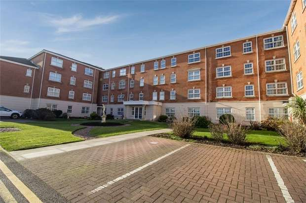 2 Bedrooms Flat for sale in Admirals Sound, Thornton-Cleveleys, Lancashire