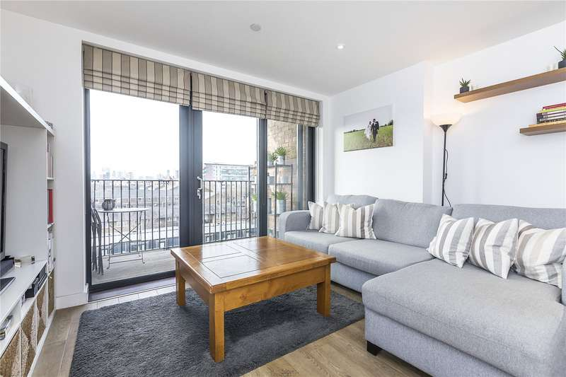 2 Bedrooms Apartment Flat for sale in Moro Apartments, 22 New Festival Avenue, London, E14