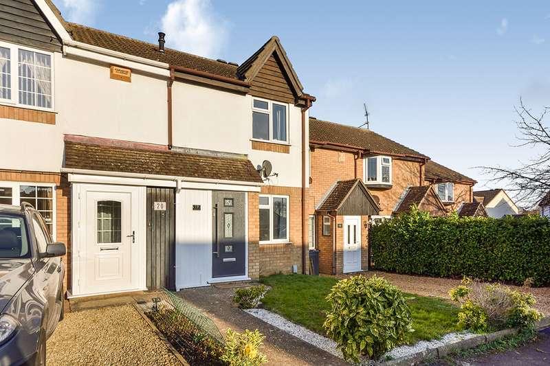 2 Bedrooms House for sale in Marlowe Road, Larkfield, Aylesford, Kent, ME20