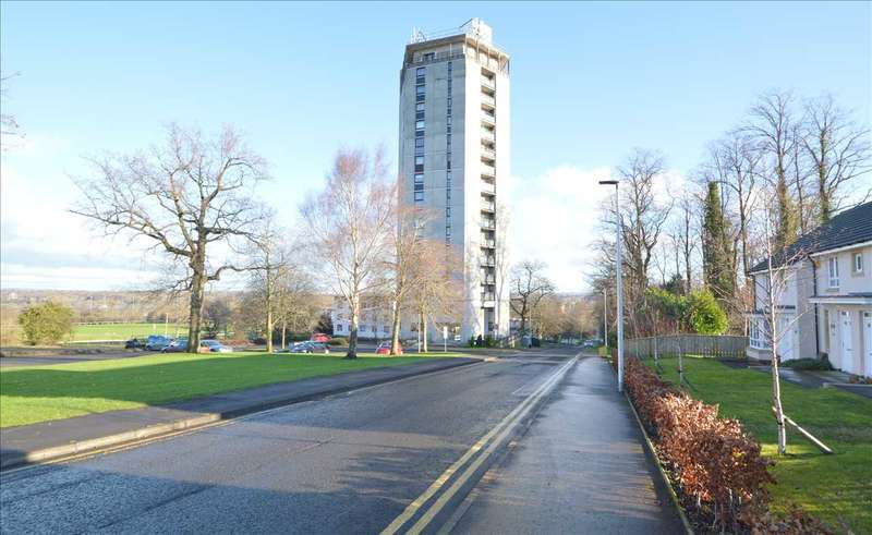 2 Bedrooms Apartment Flat for sale in Kinneil House, Hamilton