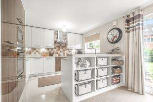 4 Bedrooms Detached House for sale in Balliol Grove, Maidstone, Kent