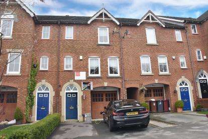3 Bedrooms Terraced House for sale in Wilton Close, Blackburn, Lancashire, ., BB2