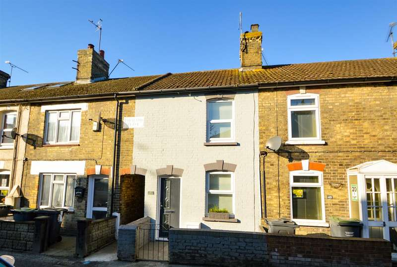 2 Bedrooms Terraced House for sale in High Street, Wouldham