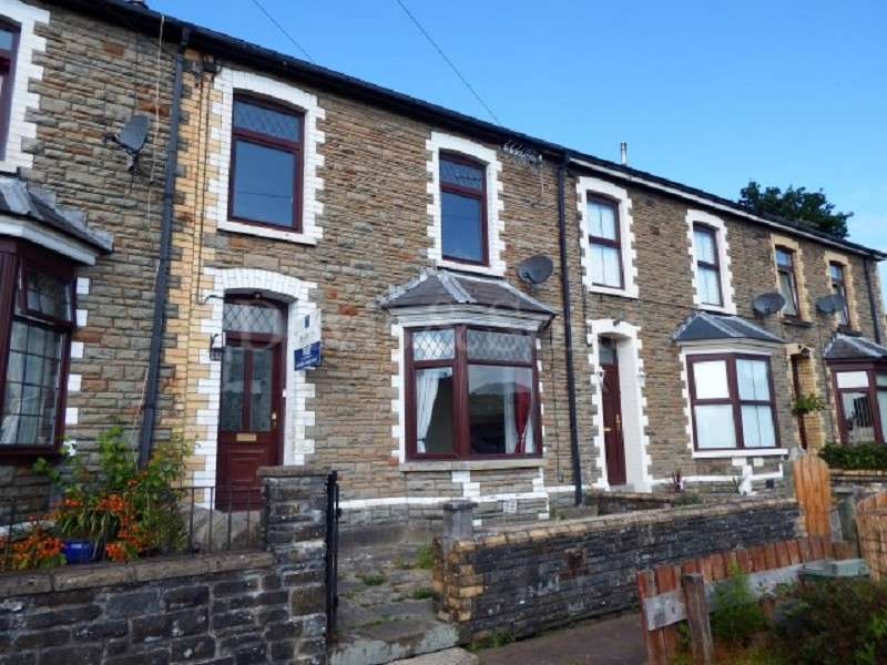 2 Bedrooms Terraced House for sale in Beech Tree Terrace, Pontnewynydd, Pontypool. NP4 6PS