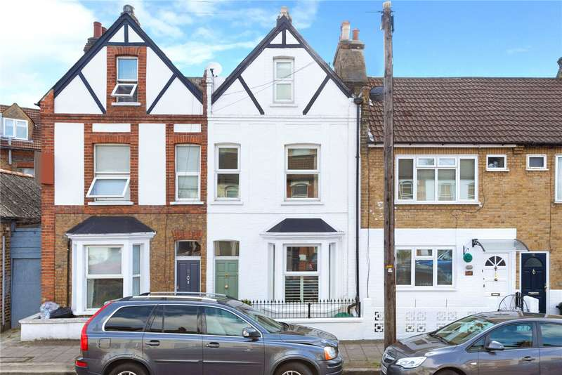 3 Bedrooms House for sale in Leverson Street, London, SW16