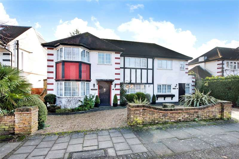 4 Bedrooms Property for sale in Sunbury Gardens, Mill Hill, London