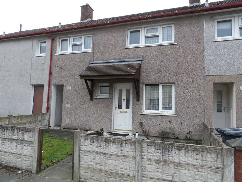 3 Bedrooms Terraced House for sale in Scoter Road, Liverpool, Merseyside, L33